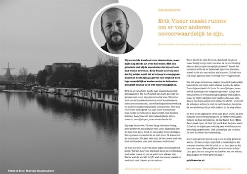 Interview Erik Visser